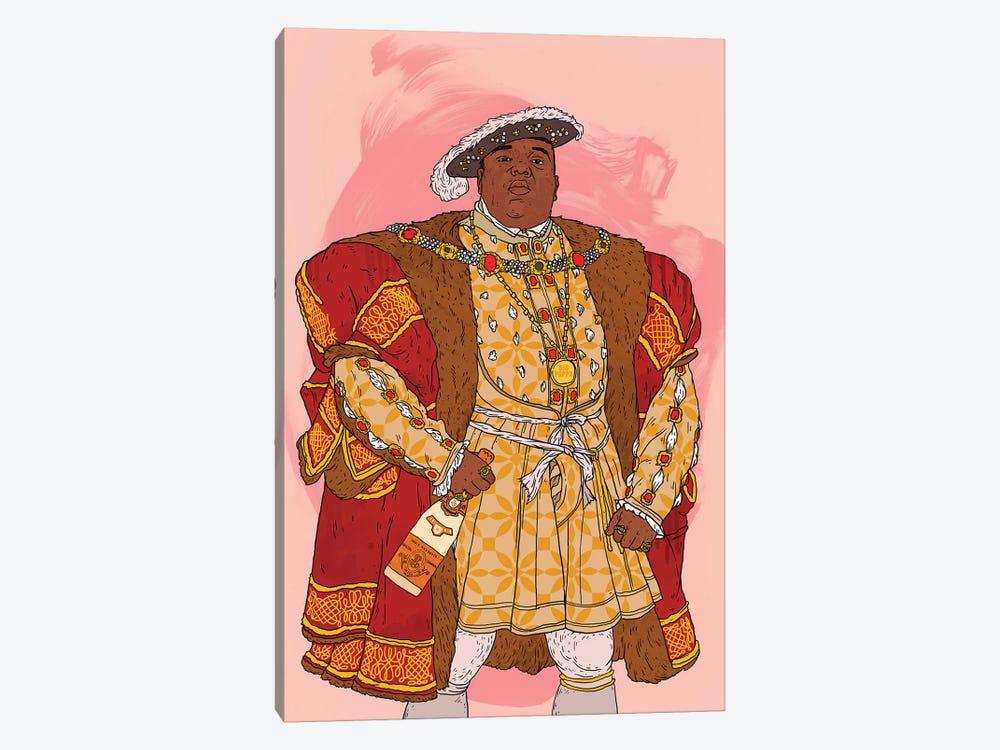 Notorious BIG by Nick Cocozza 1-piece Canvas Art Print