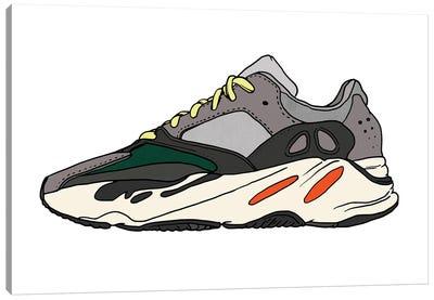 Sneaker I Canvas Art Print