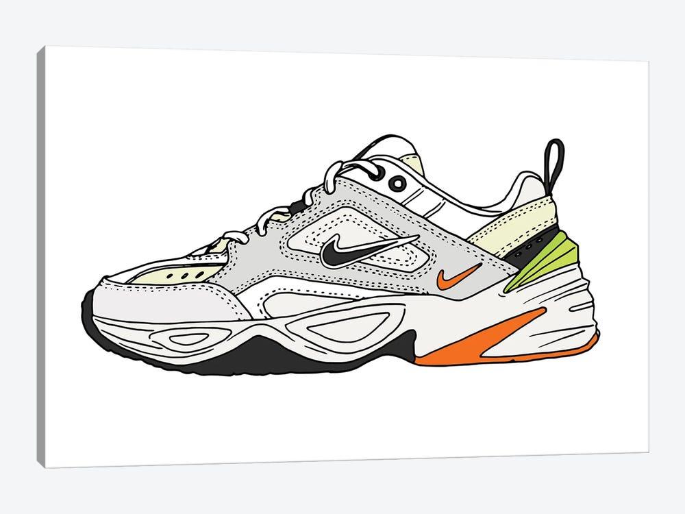 Sneaker II by Nick Cocozza 1-piece Canvas Art