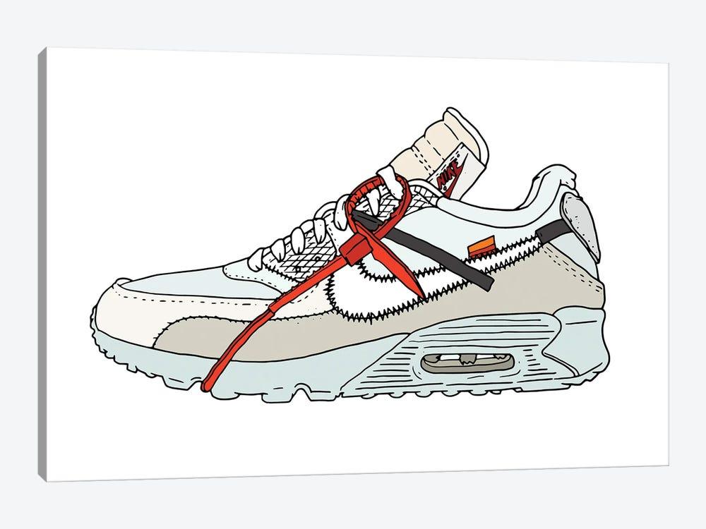 Sneaker III by Nick Cocozza 1-piece Art Print