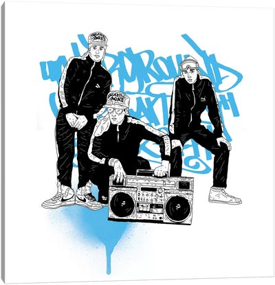 Beastie Boys Canvas Art Print