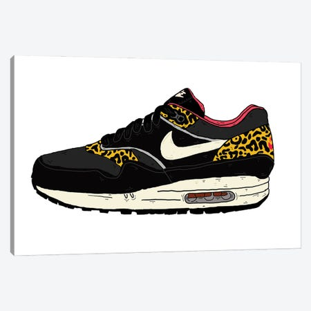 Airmax Leopard Canvas Print #CZA73} by Nick Cocozza Canvas Artwork