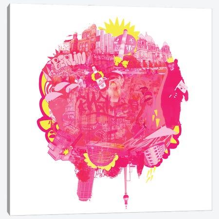 Berlin 3-Piece Canvas #CZA78} by Nick Cocozza Canvas Wall Art