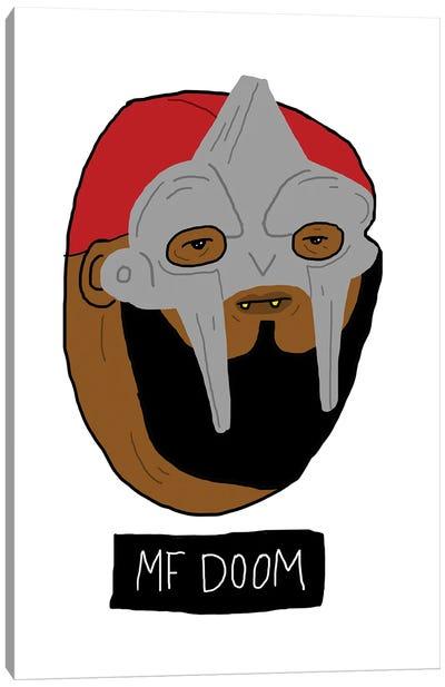 MF Doom Canvas Art Print