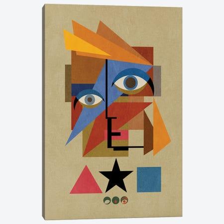 Bauwie Bauhaus IV Canvas Print #CZC10} by Czar Catstick Canvas Wall Art