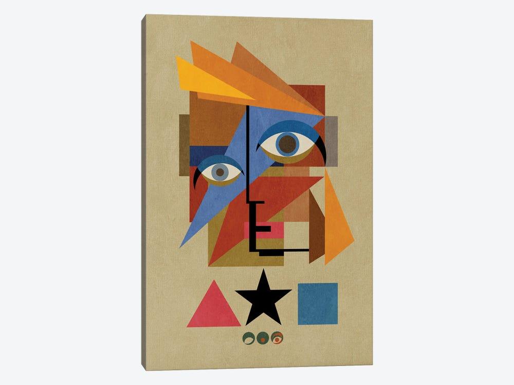 Bauwie Bauhaus IV by Czar Catstick 1-piece Canvas Print