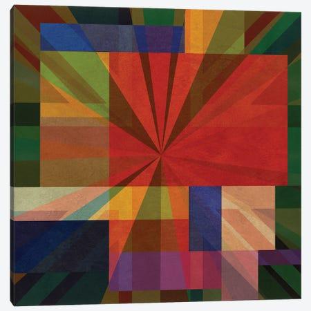Union Squares I Canvas Print #CZC115} by Czar Catstick Canvas Print
