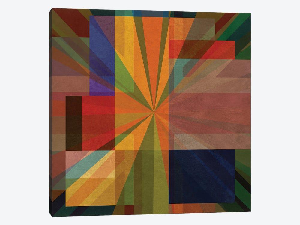 Union Squares IV by Czar Catstick 1-piece Art Print