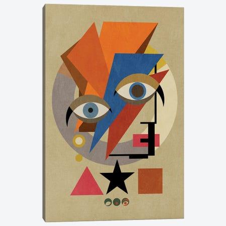 Bauwie Bauhaus I Canvas Print #CZC11} by Czar Catstick Canvas Art