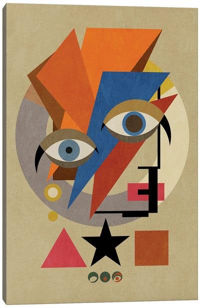 Bauwie Bauhaus I Canvas Art Print