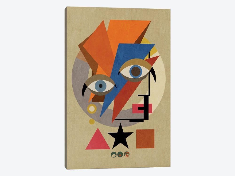 Bauwie Bauhaus I by Czar Catstick 1-piece Canvas Artwork