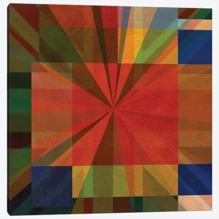 Union Squares VI Canvas Print #CZC120} by Czar Catstick Canvas Print
