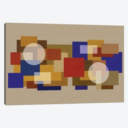 Deco Matrix XCI-I Canvas Print #CZC123} by Czar Catstick Canvas Print