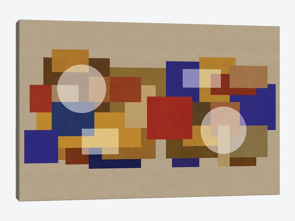 Deco Matrix XCI-I by Czar Catstick 1-piece Art Print
