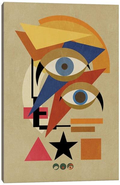 Bauwie Bauhaus III Canvas Art Print
