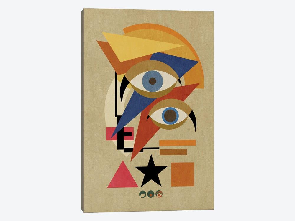 Bauwie Bauhaus III by Czar Catstick 1-piece Art Print