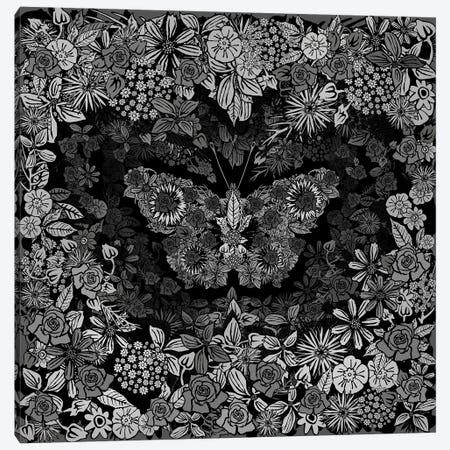 Papillon Canvas Print #CZC135} by Czar Catstick Canvas Print
