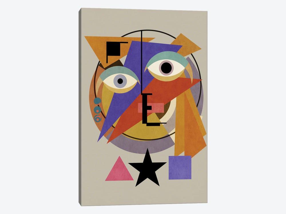 Bauwie by Czar Catstick 1-piece Canvas Wall Art