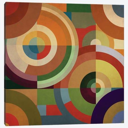 Color Revolution II Canvas Print #CZC33} by Czar Catstick Canvas Art