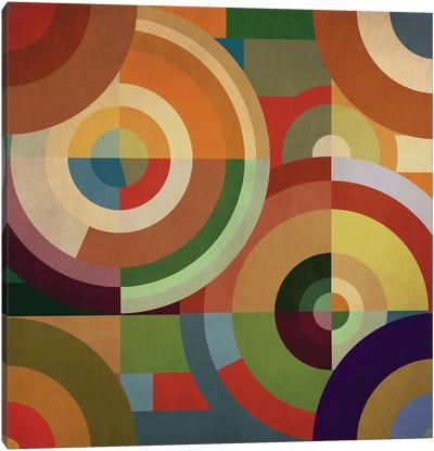 Color Revolution II Canvas Art Print