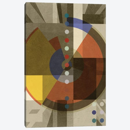 Composition III Canvas Print #CZC36} by Czar Catstick Art Print