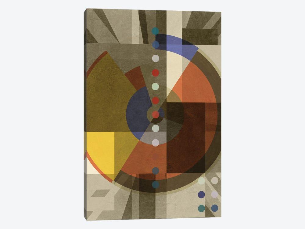 Composition III by Czar Catstick 1-piece Art Print