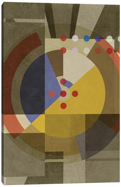 Composition IV Canvas Art Print