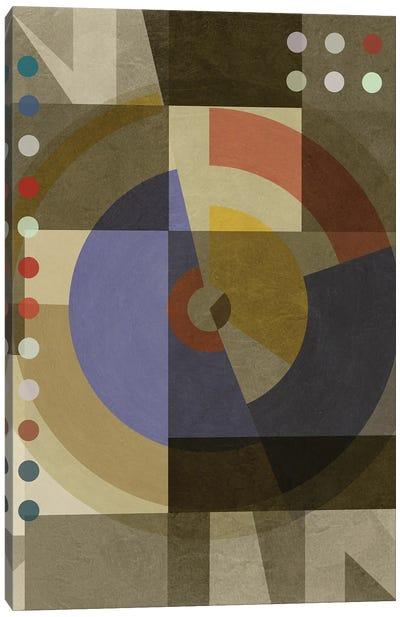 Composition VI Canvas Art Print