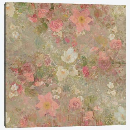 Alhambra Blossoms Canvas Print #CZC3} by Czar Catstick Canvas Artwork