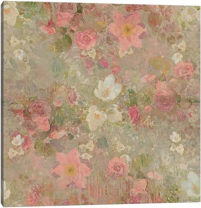 Alhambra Blossoms Canvas Art Print