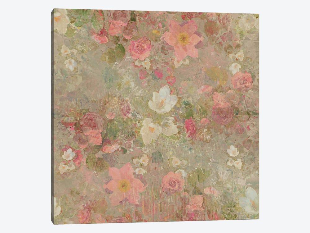 Alhambra Blossoms by Czar Catstick 1-piece Canvas Artwork
