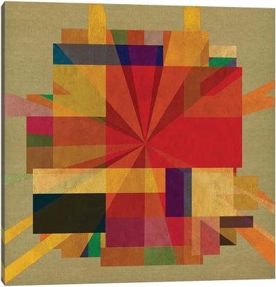 Deco Union I Canvas Art Print