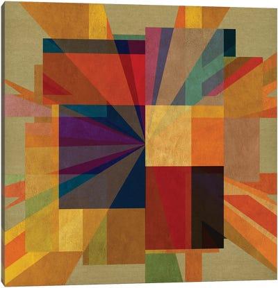 Deco Union III Canvas Art Print
