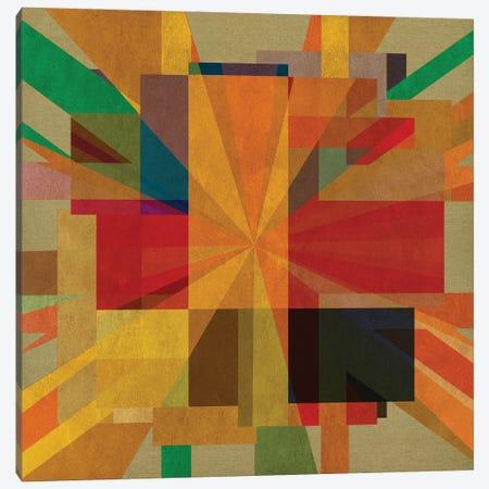 Deco Union IV Canvas Print #CZC46} by Czar Catstick Canvas Artwork