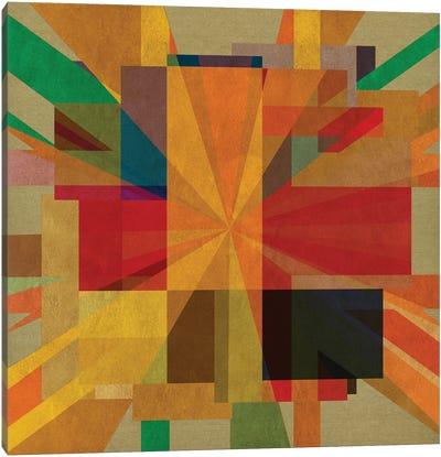 Deco Union IV Canvas Art Print