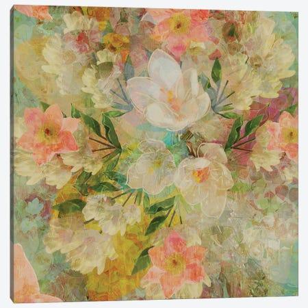 Alhambra Florals Canvas Print #CZC6} by Czar Catstick Canvas Art Print