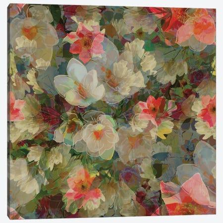Alhambra Gardens Canvas Print #CZC7} by Czar Catstick Canvas Print