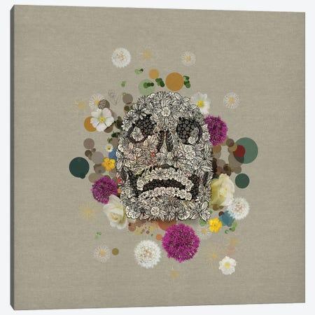 Nature Morte - Aux Fleurs Canvas Print #CZC80} by Czar Catstick Canvas Print