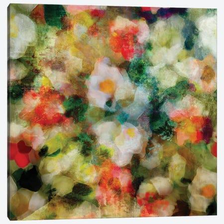 Organic Blossom Canvas Print #CZC88} by Czar Catstick Art Print