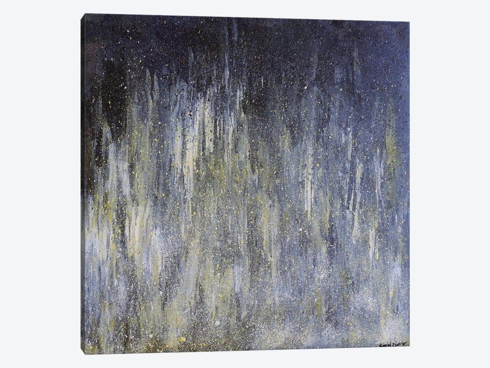 Shooting Stars by Carol Zsolt 1-piece Canvas Art