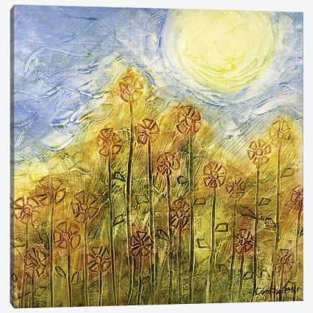 Summer Blooms Canvas Print #CZS29} by Carol Zsolt Canvas Print