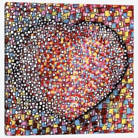 Tainted Love Canvas Print #CZS38} by Carol Zsolt Canvas Art