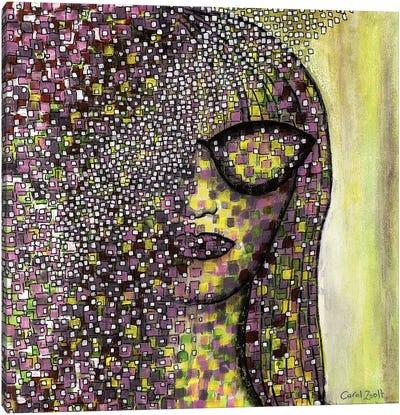 Pretty Woman Canvas Art Print