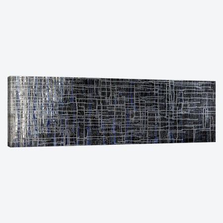 Network Canvas Print #CZS51} by Carol Zsolt Canvas Wall Art