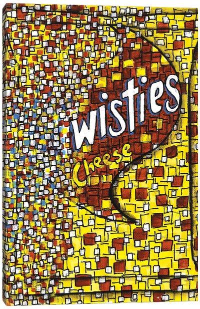 Cheese Twisties Canvas Art Print