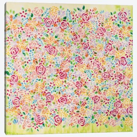 Bring Me Flowers Canvas Print #CZS68} by Carol Zsolt Canvas Art Print