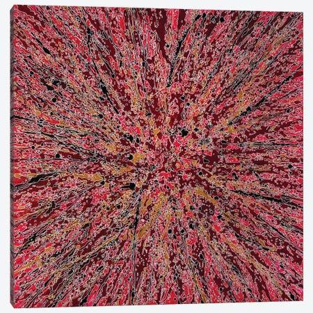 Crimson Tide Canvas Print #CZS71} by Carol Zsolt Canvas Art