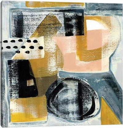 Modern Geo Abstract IV Canvas Art Print