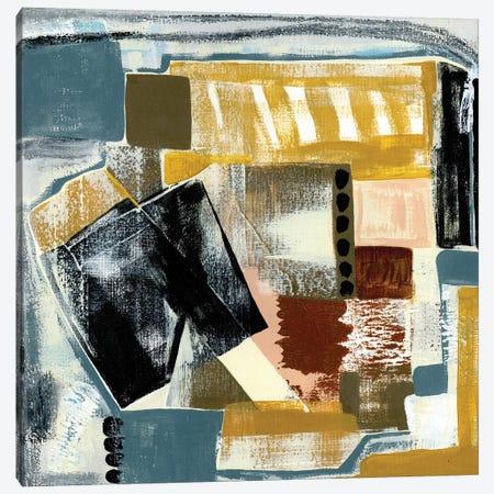 Modern Geo Abstract V Canvas Print #DAA23} by Tara Daavettila Canvas Art Print