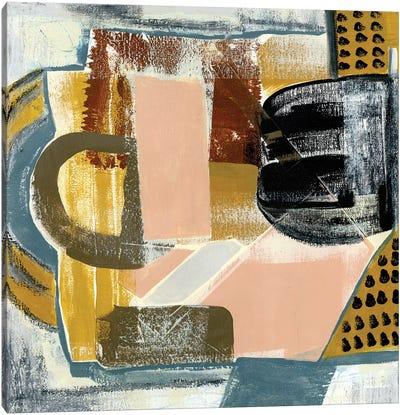 Modern Geo Abstract VI Canvas Art Print